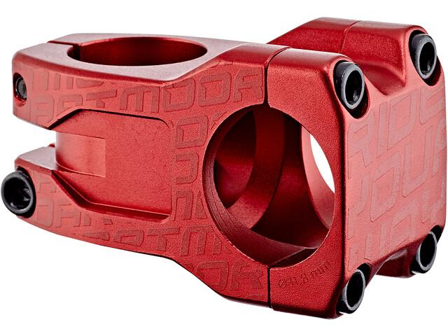 DARTMOOR Fury v.3 Potence à angle ajustable Ø31,8mm, red